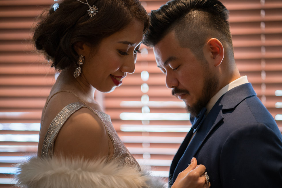 Sheena & Kenneth _ Gatsby 718am Wedding