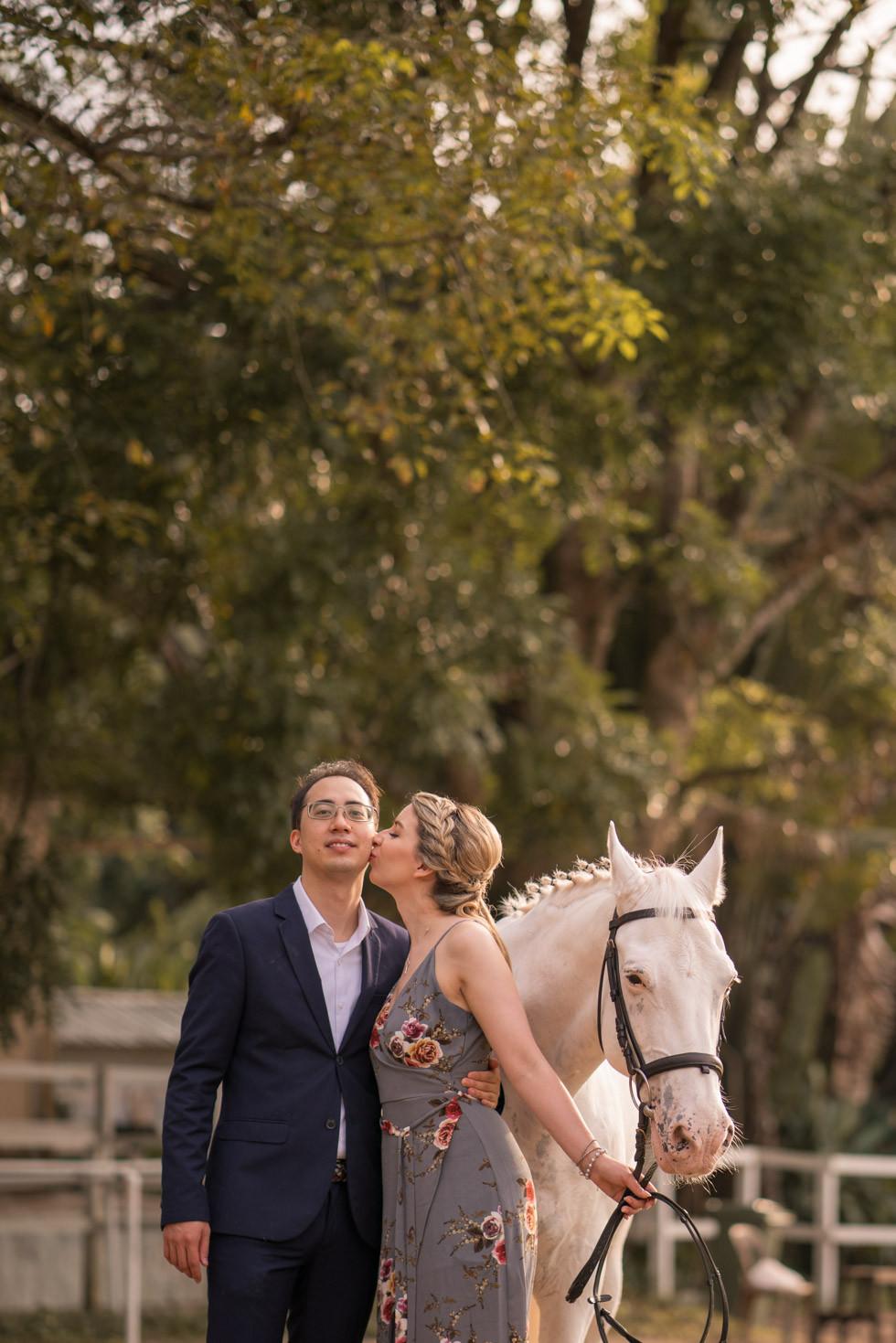 Lucy & Brian _ Moah 718am Wedding Photog