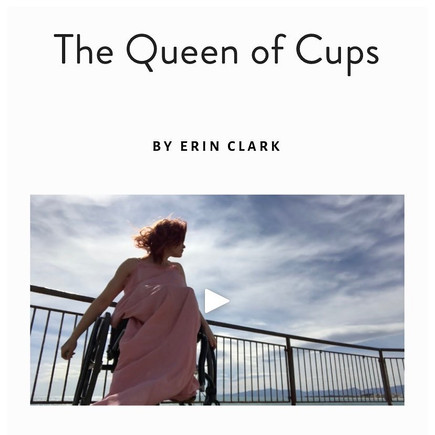 The Queen of Cups for Khôra
