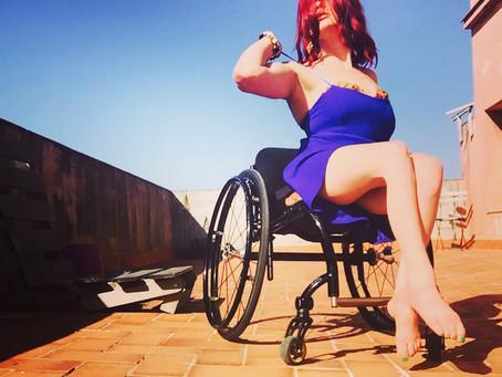 International Wheelchair Day!