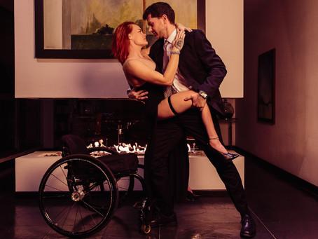 Wheelchair tango