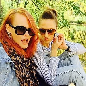 Erin and Sarah