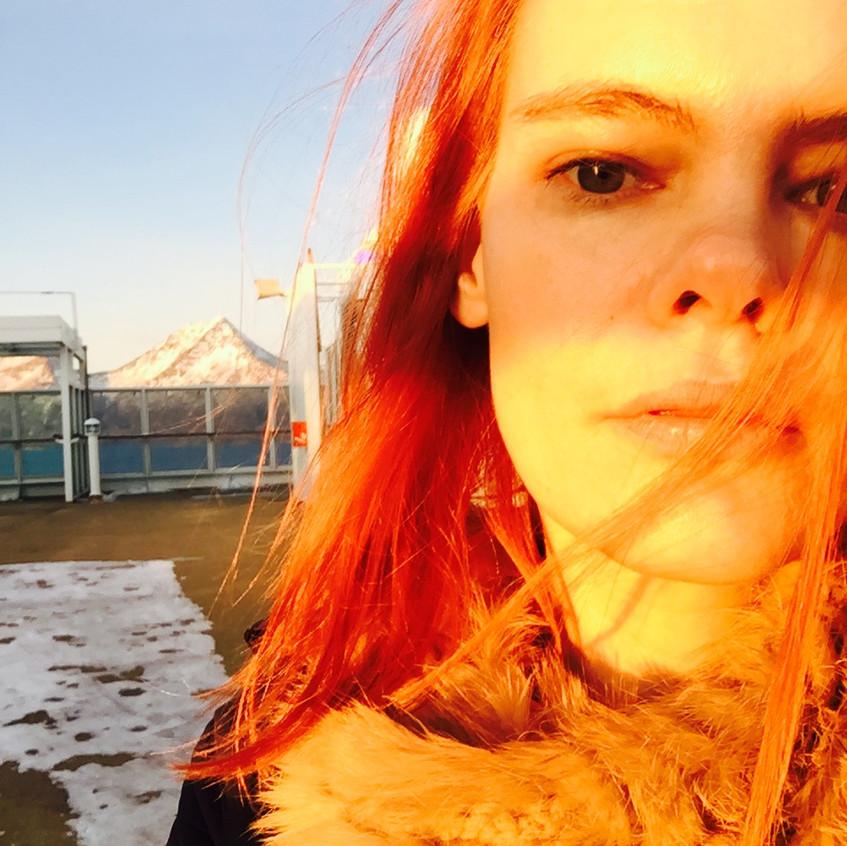 Sun Selfie
