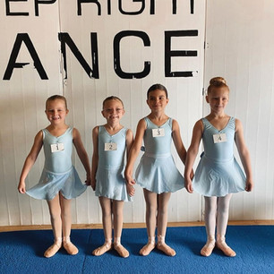 Step Right Dance ATOD exams