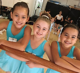 Step Right Dance Ballet exams