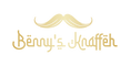 BennysKnaffeh-logo-dark-gold-transparent