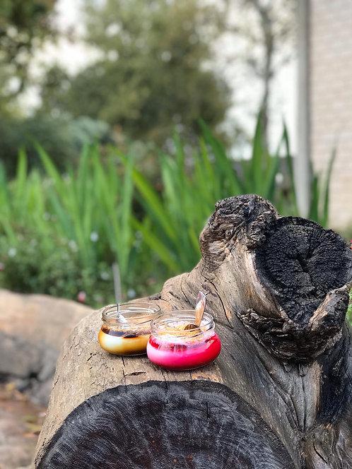 מארז חמישית מלבי טבעוני - בצנצנות