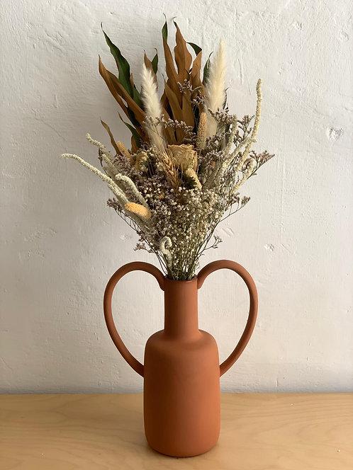 זר עופרי - בתיה פרחים משמחים
