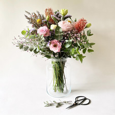 פרחים טריים ויבשים