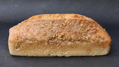 לחם מחמצת כוסמין אגוזים