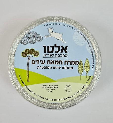אלטו - ממרח חמאת עיזים