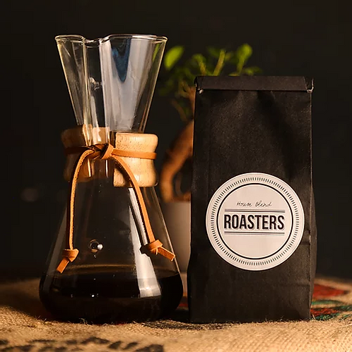 House blend   קפה תערובת הבית ROASTERS
