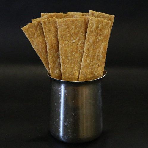קרקר לתת בטעם טבעי (טבעוני)