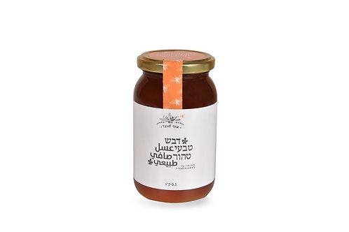 """דבש פסגות טבעי טהור 0.5 ק""""ג"""