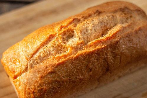 לחם מחמצת כוסמין זך טבעוני