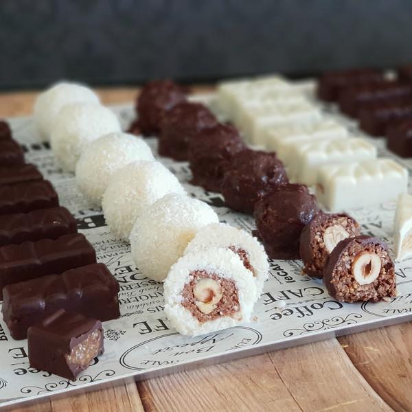 ממתקים טבעוניים - סיוון וונג