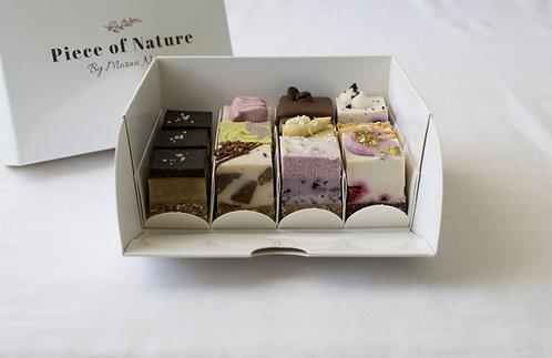 מארז עוגות רואו קטן - Piece of Nature