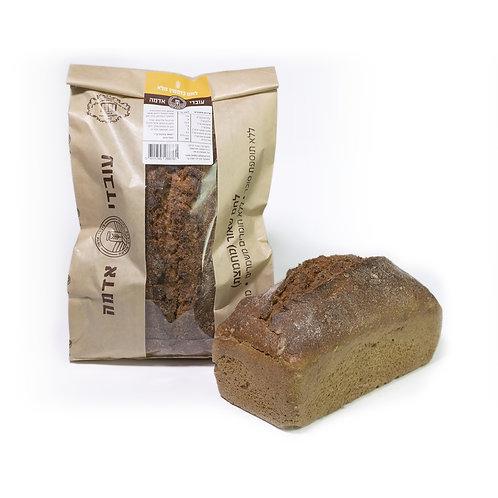 לחם כוסמין מלא - עובדי אדמה