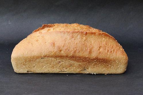 לחם מחמצת כוסמין טבעי