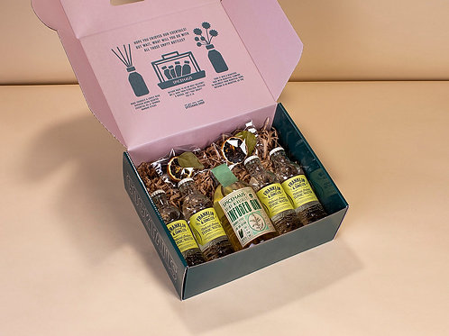 GIN & TONIC BOX - SPICEHAUS