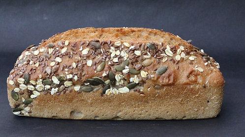 לחם מחמצת כוסמין דגנים