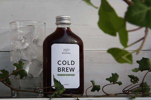 Blooms cold brew