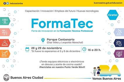 Feria de innovación Formatec 2018