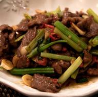 Szechuan Sauteed Lamb