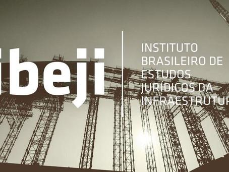 INSTITUTO BRASILEIRO DE ESTUDOS DA INFRAESTRUTURA INDICA CRISTIANA FORTINI PARA A DIRETORIA