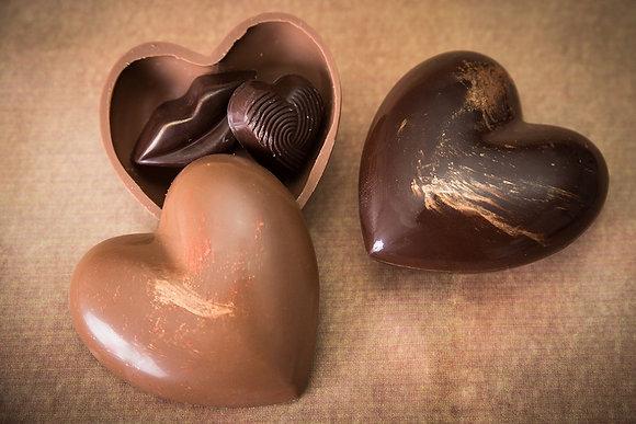 Cœur personnalisé (5 cm)