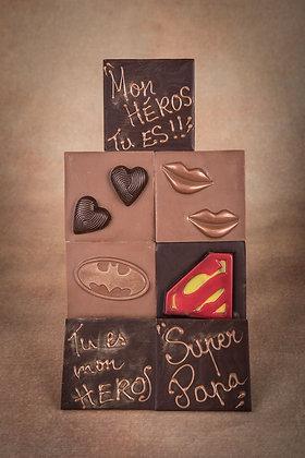 Tablettes Super Héros
