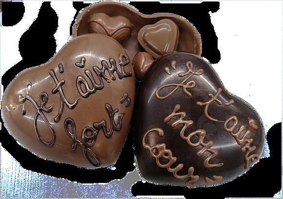 Cœur personnalisé (10 cm)