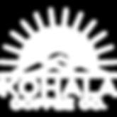 Kohala Coffee Co. Logo White.png