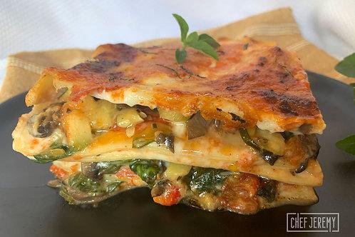 Vegetable Ragu Lasagna