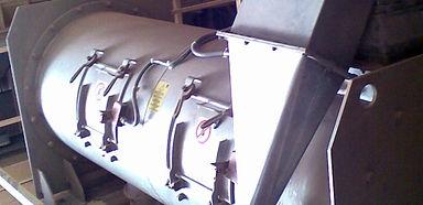 Mezcladora inox