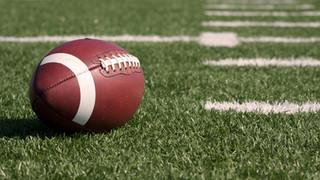 SL49 Football on Field