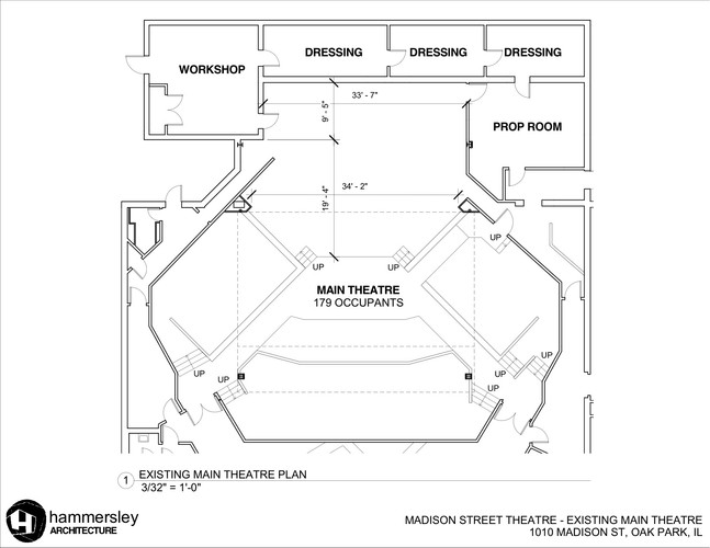 MST Main Stage Layout