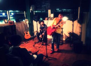 昨日は快復堂IGOCOCHIの音楽ライブにお越しいただきありがとうございます