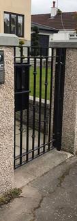 Electrician Scotland Security Entrance
