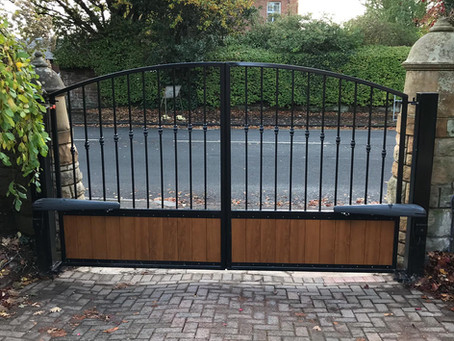 Automation to Existing Gates