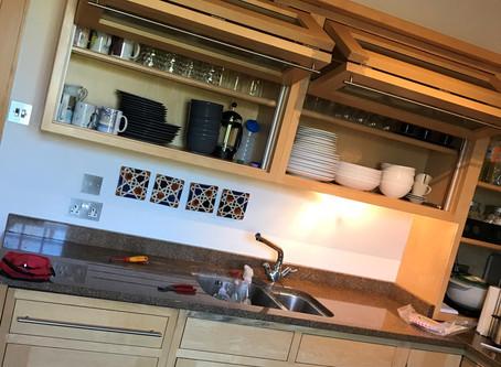 Under-counter Kitchen Lighting