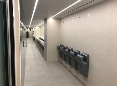 Canary Wharf Toilets