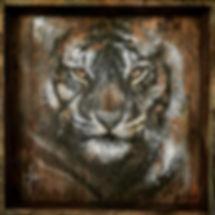 tete-de-tigre-sur-bois-sandrot-circo-gal