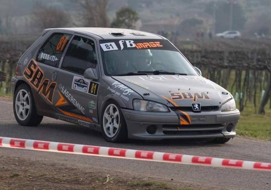 Diego Bennati - Nicola Bennati  1° e 2° in classifica TRV 2021