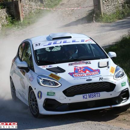 Michele Tosi - Valentino Gaspari  3° e 4° in classifica TRV 2021