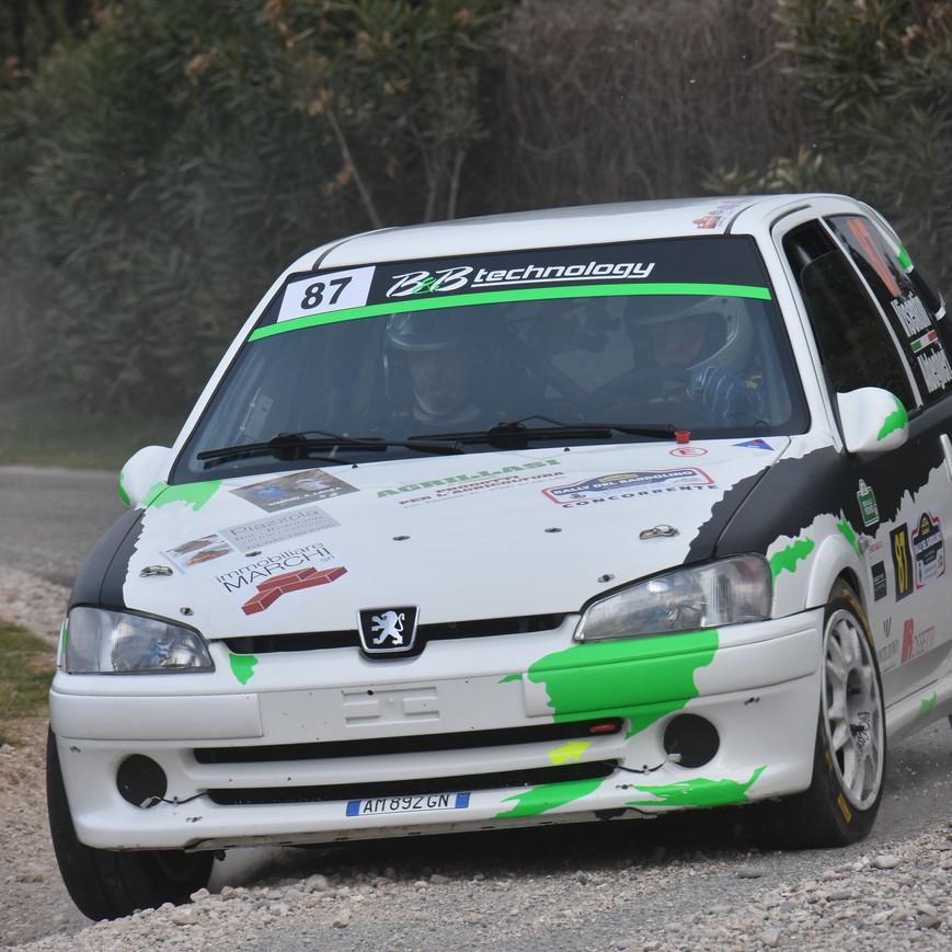Aldegheri Cristian - Visentin Giuseppe  7° e 8° in classifica TRV 2021