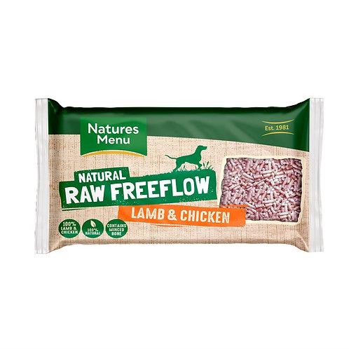 Natures Menu Freeflow Lamb & Chicken