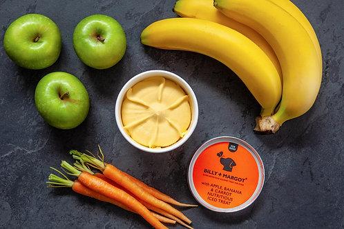 Billy & Margot Ice Treat - Banana, Apple & Carrot