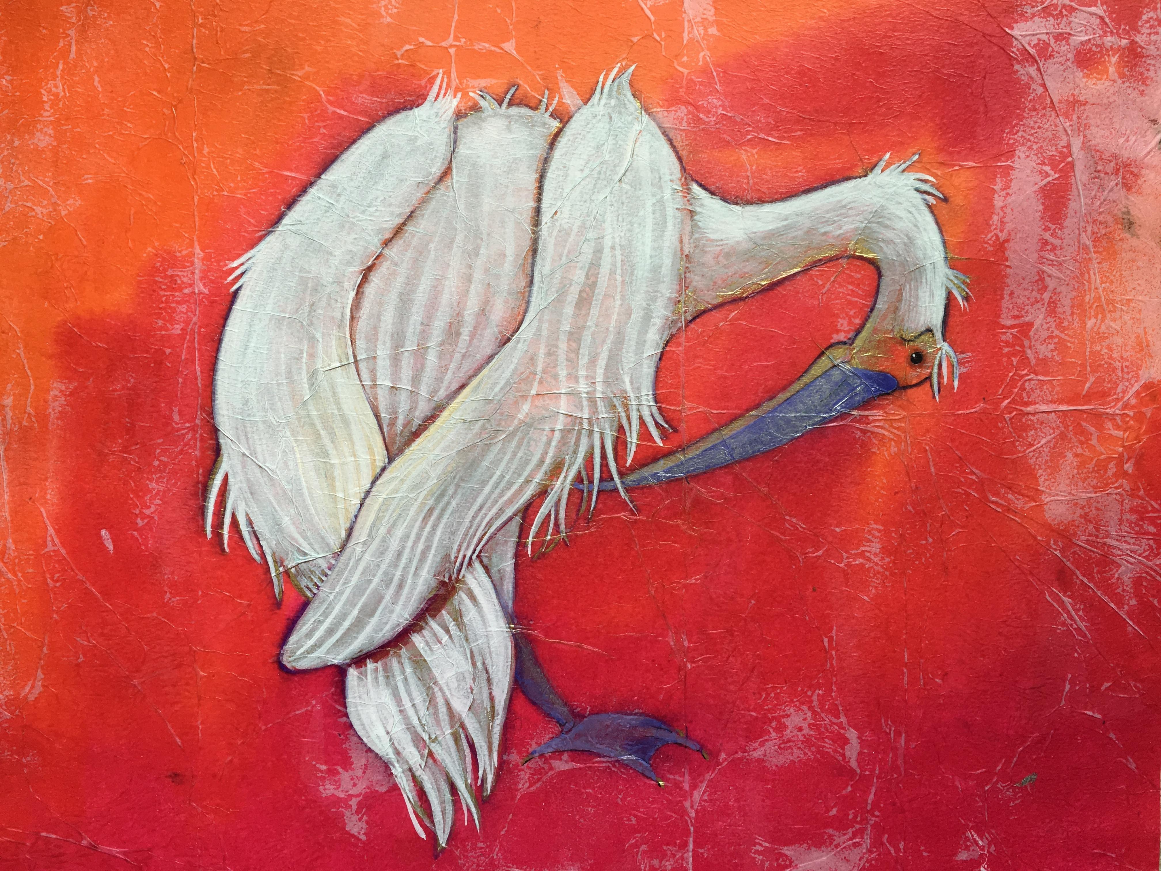 Bright Pelican - Linda owen