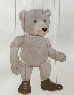 Puppet Bear